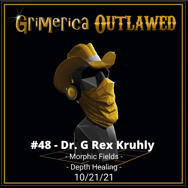 #48 – Dr. G Rex Murphy