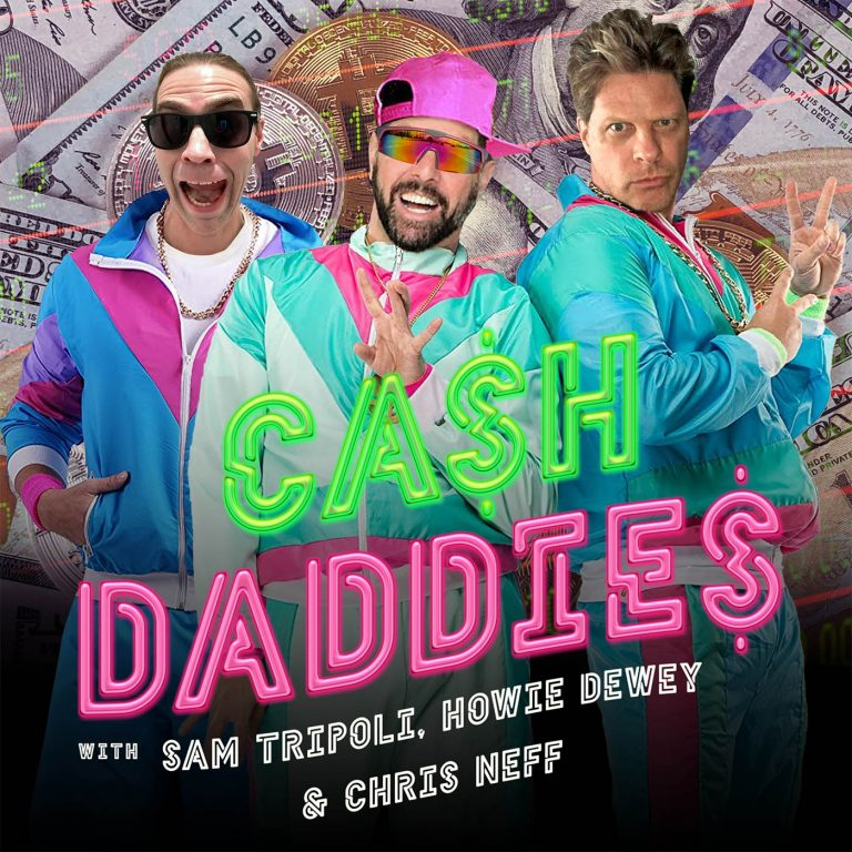 Cash Daddies #59: Stake it or Bake it? With Colin Cooley From Tezos